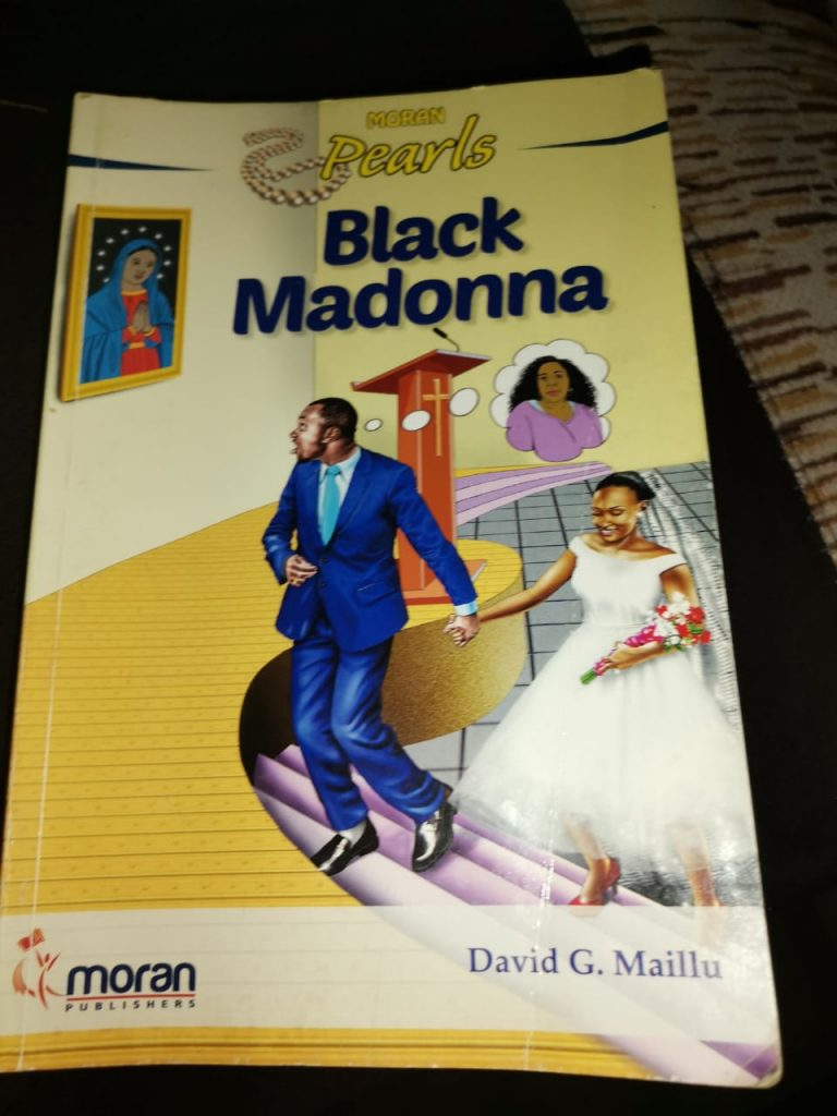 A Book Review of Black Madonna by David Maillu (Just Before Black History Month Is Over)