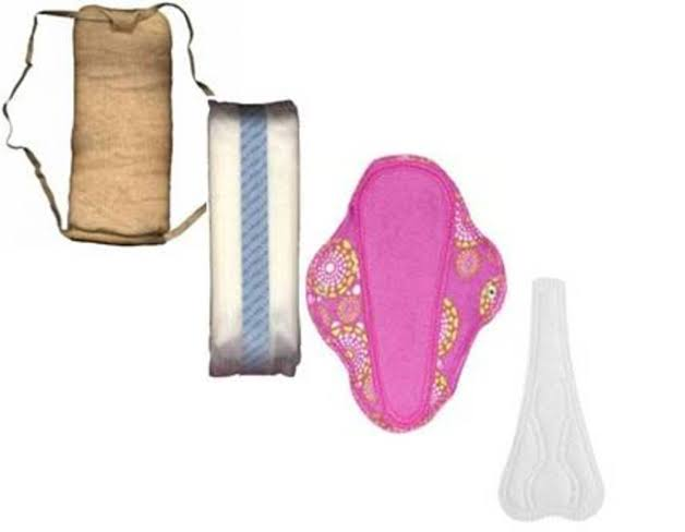 A Sanitary History on The Evolution of Menstrual Pads